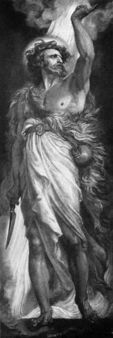 Elijah, 1926 Lámina giclée