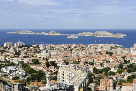 The City of Marseille Photographic Print