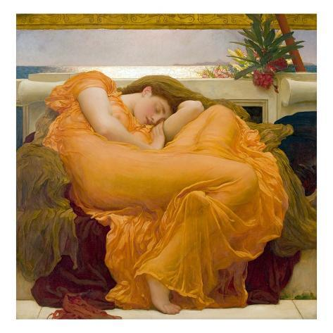 Flaming June Giclee Print