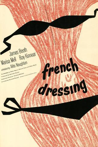 French Dressing Art Print
