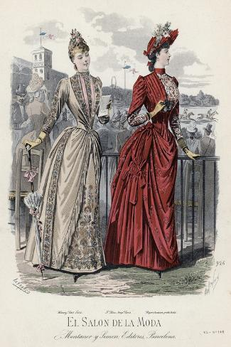 Late 19th century french fashion 20