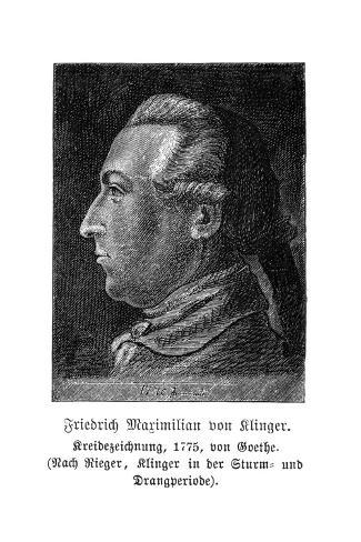 Friedrich Von Klinger Stampa giclée