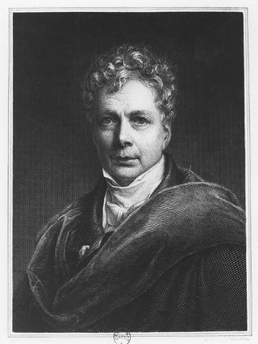 Friedrich Wilhelm Joseph Schelling Stampa giclée
