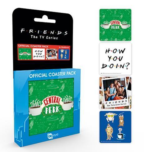 Friends Mix Coaster Set Coaster