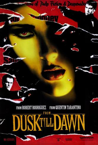 From Dusk Till Dawn Masterprint