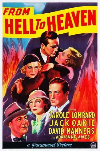 From Hell to Heaven Art Print