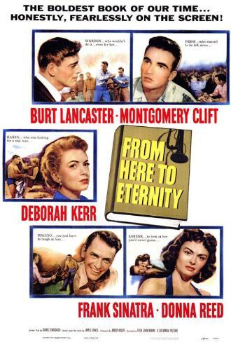 From Here To Eternity Masterprint