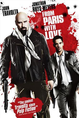 From Paris With Love ポスター