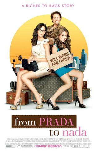From Prada to Nada マスタープリント