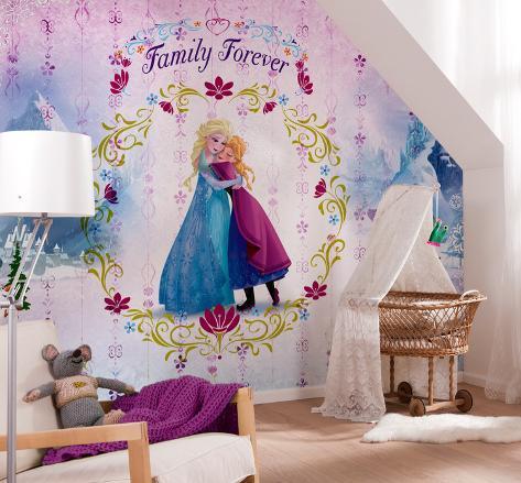 Frozen - Family Forever Wallpaper Mural