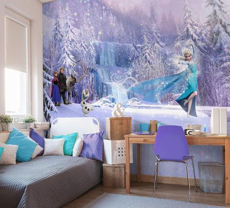 Frozen - Forest Wallpaper Mural