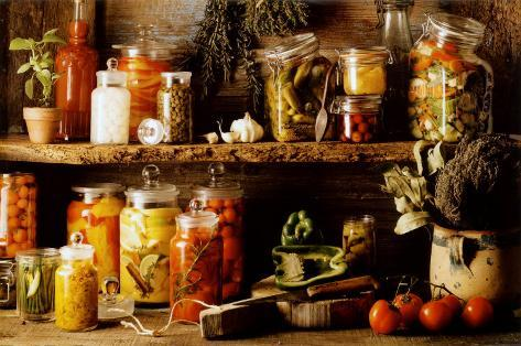 Fruit and Vegetables Juliste