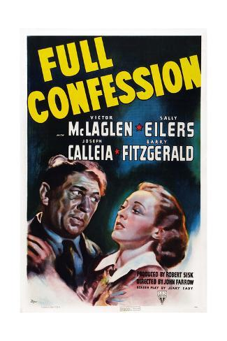 Full Confession Giclee Print