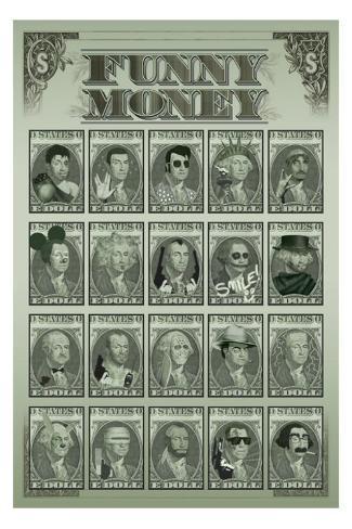 Funny Money ポスター