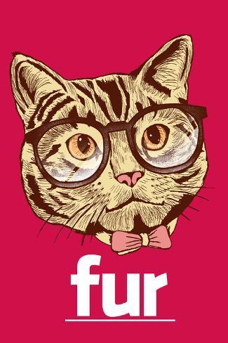 Fur Poster