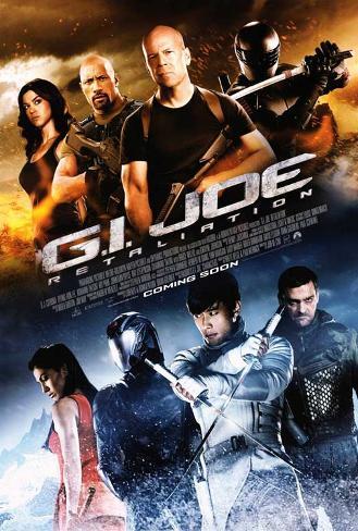 G.I. Joe: Retaliation Masterprint
