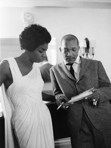 Nina Simone - 1959 Photographic Print