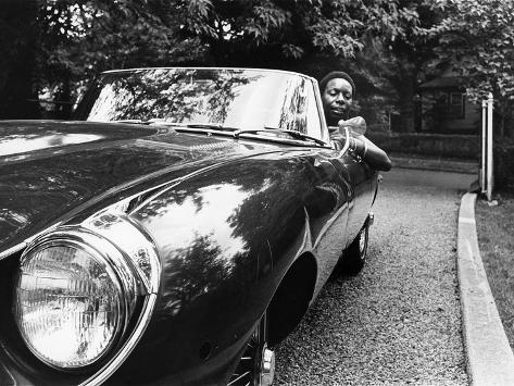 Nina Simone - 1971 Valokuvavedos
