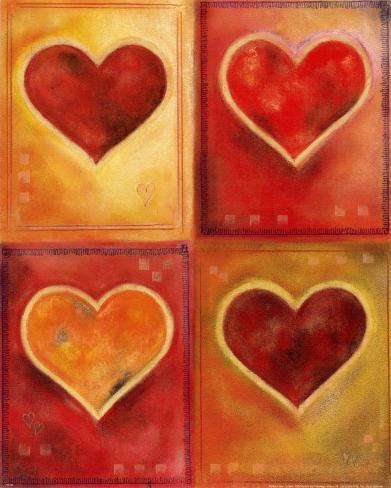 Just a Heartbeat away Art Print