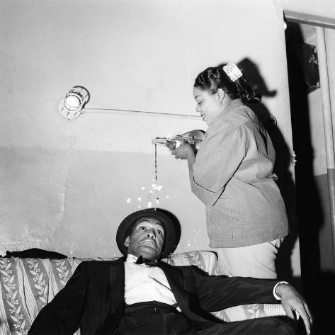 Dinah Washington - 1956 Photographic Print