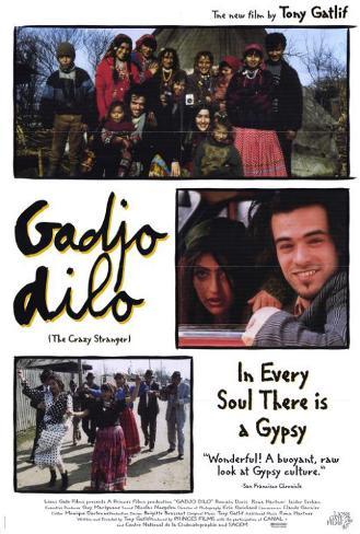 Gadjo Dilo Poster