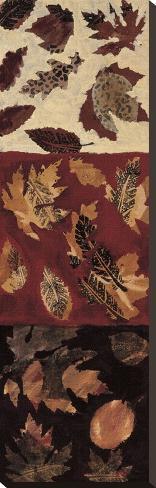 Autumn Leaves I Stampa su tela