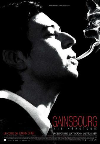 Gainsbourg Pôster