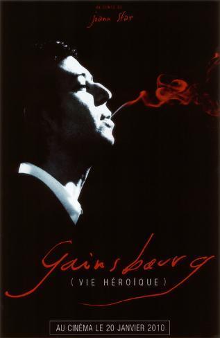 Gainsbourg Stampa master