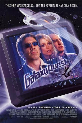 Galaxy Quest Masterprint