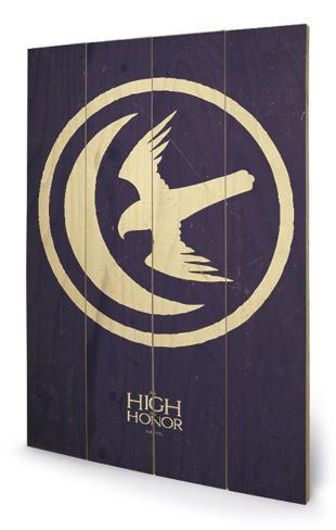 Game of Thrones - Arryn Wood Sign