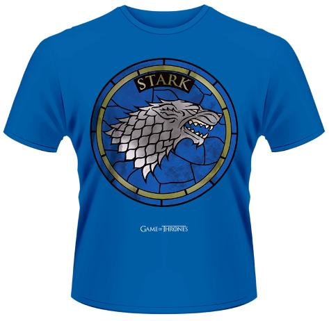 Game Of Thrones- House Stark Crest T-Shirt