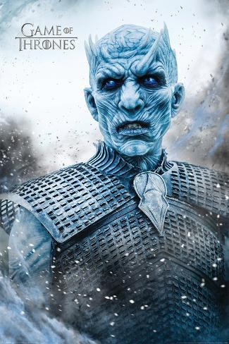 Game Of Thrones- Night King Póster en AllPosters.es