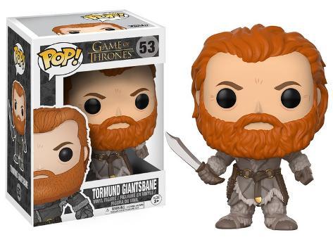Game of Thrones - Tormund POP Figure Toy