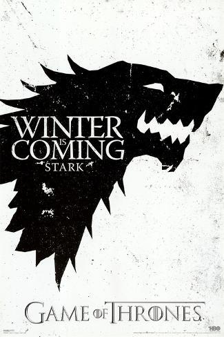 Delightful Game Of Thrones   Winter Is Coming   House Stark