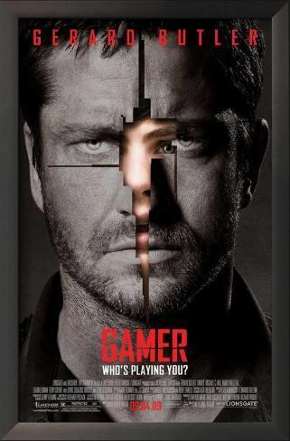 Gamer Framed Art Print