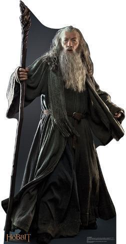 Gandalf - The Hobbit Movie Cardboard Stand Up Cardboard Cutouts