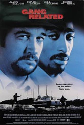Gang Related Original Poster