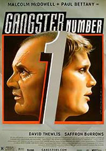 Gangster Number 1 Original Poster