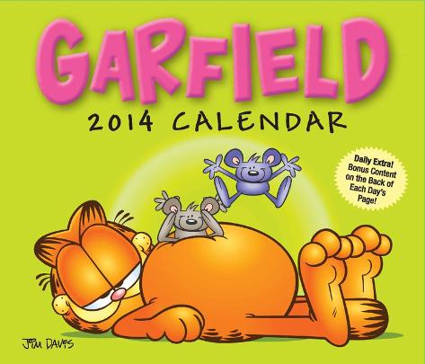 Garfield - 2014 Day-to-Day Calendar Calendars