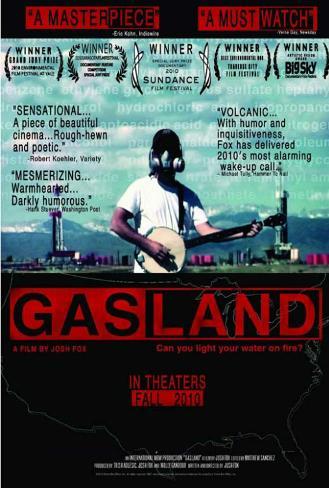 Gasland Masterprint