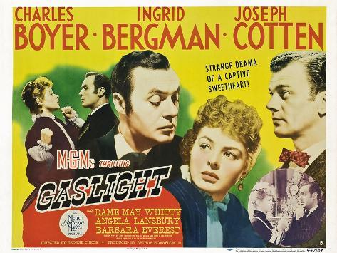 Gaslight, 1944 Art Print