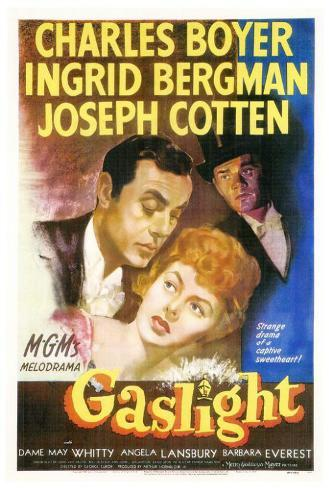 Gaslight, 1944 Poster