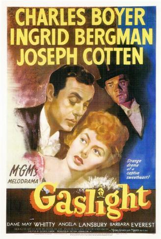 Gaslight, 1944 Masterprint