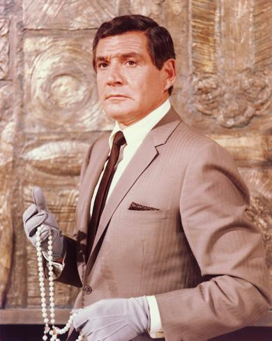 Gene Barry - The Name of the Game Photo