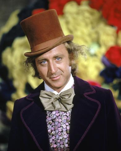Gene Wilder - Willy Wonka & the Chocolate Factory Photo