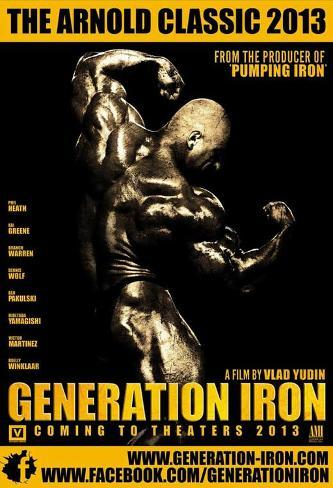 Generation Iron Masterprint