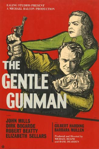 Gentle Gunman (The) Art Print