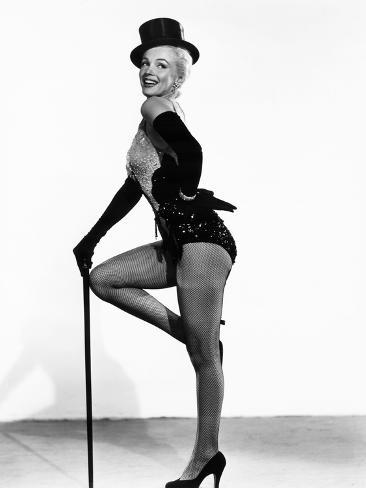 Gentlemen Prefer Blondes, 1953 Photo
