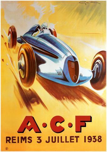 A.C.F. Art Print
