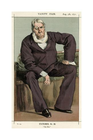 George Bentinck Stampa giclée